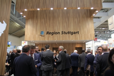Immobilienmesse Expo Real 2017