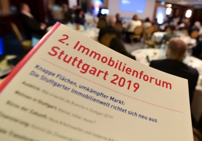 2. Stuttgarter Immobilienforum